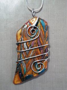 Jewelry Making – Fine Sea Glass Jewelry Copper Wire Jewelry, Wire Jewelry Making, Wire Jewelry Designs, Rock Jewelry, Sea Glass Jewelry, Clay Jewelry, Jewelry Crafts, Beaded Jewelry, Handmade Jewelry