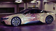BMW i Futurism Edition Side HD Wallpaper
