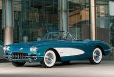 1958 Corvette http://classic-auto-trader.blogspot.com