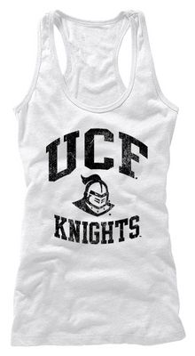 UCF Knights Women's Tri-Blend Tank.  Perfect for UCF Knights Game Day!