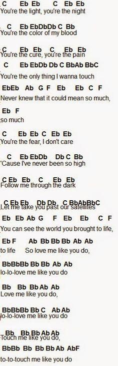 Love Me Like You Do Chords And Lyrics - gaurani.almightywind.info