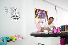 Interview Karim Rashid, LTVs, lancia trendvisions