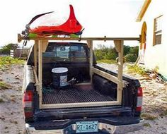 ideas for kayak racks for pickup truck - Bing Images