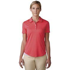 ADIDAS Women's Essentials 3-Stripe Polo