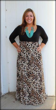 Elementz Plus Size Sleeveless Colorblocked Maxi Dress - Plus Size ...