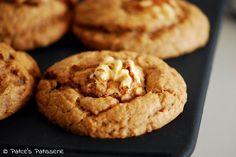 Patce's Patisserie: Vegan Feel Good Banana Cake {Gesunder Bananenkuchen mit Kakao Nibs}