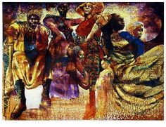 | Welcome to the African American Art Gallery : Paul Goodnight