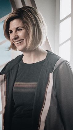 Doctor Who, 13th Doctor, Rose And The Doctor, I Am The Doctor, Jodi Whittaker, Dalek, The Fam, David Tennant, Her Smile