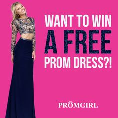 Just Take Our Prom 2016 Quiz For A Chance To Win A FREE Prom Dress!