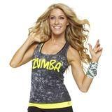 Buy Zumba Cloud Nine Racerback