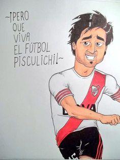 Pero que viva el fútbol Pisculichi