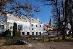 Revitalization of the Clubhouse in Slavonice OV-A opočenský valouch architects