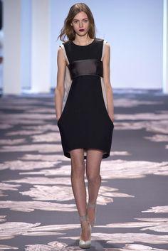 NY fashion week. Vera Wang Fall Winter 2013-14