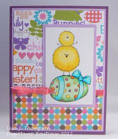 Digi Stamp Boutique Easter Collection 2