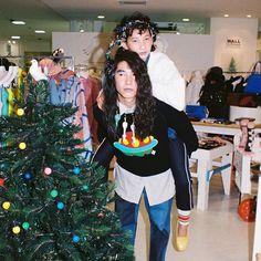 WALL LOVE & GIFT 2015  11/20 START Photo: Shusaku Yoshikawa Model: Haruna Adachi / Shun Kawachi Styling: Kotoha Yokozawa Hair&Make: Risako Yamamoto by yamamotorisako