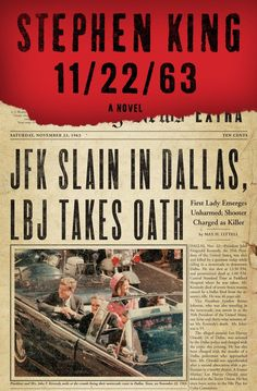 Currently reading- unlike anything I've read by Stephen King before...