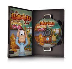 Diseño publicitario de DVD - Stop Diseño Gráfico - The Garfield Show - Problemas de pavo - Mediatoon - Tycoon Entertainment Group