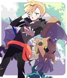 Gladion & Type:Null http://amzn.to/2pfClkD