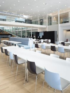 KWR Water Cycle Research Institute - Nieuwegein Offices - Office Snapshots