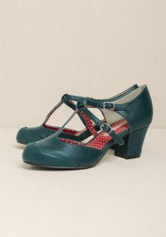 Cute Vintage Style Heels & Wedges | Ruche