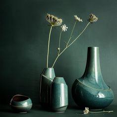 Pen vase large