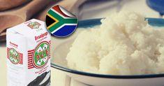 How to make putu pap/krummelpap South African Braai, South African Dishes, South African Recipes, Mealie Pap Recipe, Braai Recipes, Cooking Recipes, Salted Caramel Fudge, Salted Caramels, Biltong