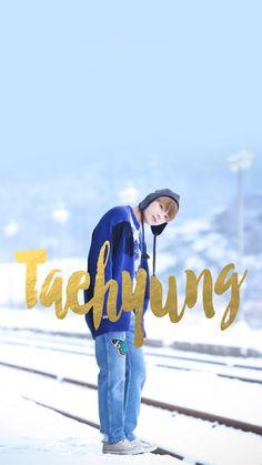 Taehyung Wallpaper - iPhone