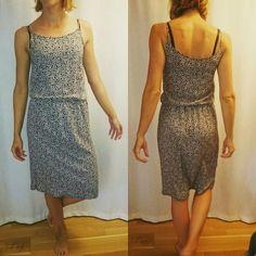 Sommarklänning, eget mönster #syrradesign