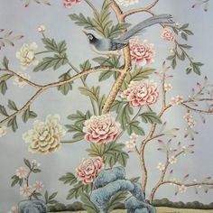 Sweet chinoiserie dreams  #chinoiserie