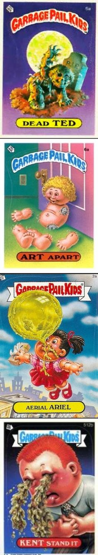 5 Garbage Pail Kids We Wish Were Real