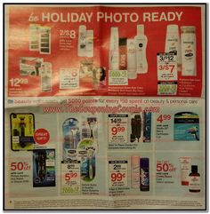 Walgreens Black Friday 2017 Ads and Deals Shop Walgreens Black Friday 2017 for the best sales and deals on everyday products for the entire family, like personal care items, vitamins, suppleme. Walgreens Photo Coupon, Walgreens Coupons, Black Friday 2017 Ads, Holiday Photos, Vitamins, Personal Care, Shop, Products, Vacation Pictures