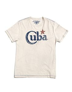 Visit Cuba t-shirt! I really want one!