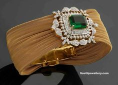 Stunning Diamond Bracelet by Sitara Jewellers - Indian Jewellery Designs South Jewellery: