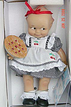 Cameo Cherry Pie Kewpie Doll 2007 Charisma Brands