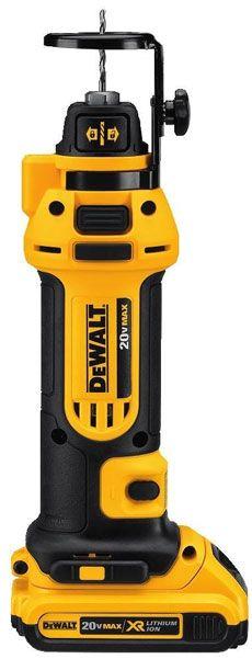Dewalt 20V Drywall Cut-Out Tool