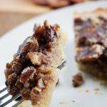 low-carb-pecan-pie-fork