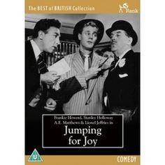 Frankie Howerd Tony Wright Stanley Holloway - Jumping For Joy