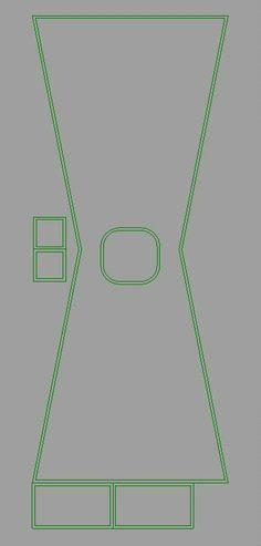 regency chemise pattern | 30th Bash Blog: Regency Shift/Chemise pattern