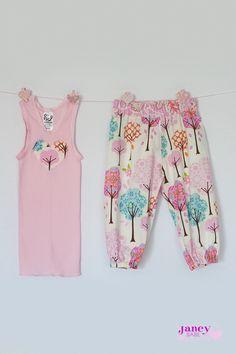 Harem Pants Set $32.00