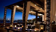 Javier's - the location of our fairytale #wedding #reception in #LosCabos #Mexico