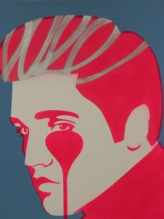 #Elvis #Saachi&SaachiGallery #SloanSquare #London #UK