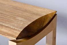 Steve Anderson - Table - Sycamore & Walnut