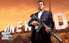 Grand Theft Auto V - Vinewood