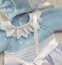 conjuntito faldon chisco Baby Boy Knitting, Baby Socks, Baby Wearing, Kids And Parenting, Knit Crochet, Knitting Patterns, Adidas Sneakers, Babys, Bib Overalls