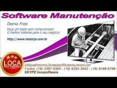 Software para manutenção interna de equipamentos - YouTube Sistema Erp, Software, Industrial, Youtube, Preventive Maintenance, Youtube Movies