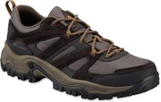 Columbia Male Woodburn Hiking Shoes - Men's