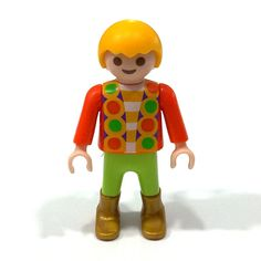 Broche Playmobil