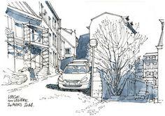 Liège, rue Volière   Flickr - Photo Sharing!