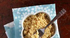 Quinoa Pressure Cooker Recipe