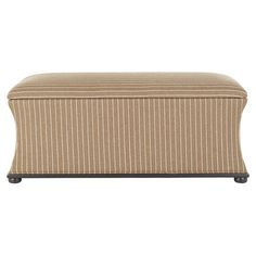 """Pine and poplar wood storage bench.Product: Storage benchConstruction Material: Pine and yellow poplar woodColor: Brown and creamFeatures: Hinged topDimensions: 19"""" H x 45"""" W x 18"""" D  - LOVE THIS BENCH, DON'T LIKE THE PRICE $295, JOSS & MAIN  & DON'T LIKE THEIR """"NO RETURN"""" POLICY"""